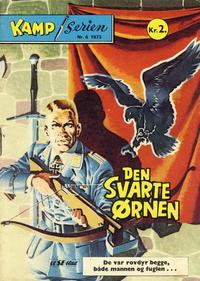 Cover Thumbnail for Kamp-serien (Serieforlaget / Se-Bladene / Stabenfeldt, 1964 series) #6/1973