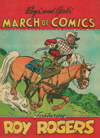 Cover Thumbnail for Boys' and Girls' March of Comics (Western, 1946 series) #73