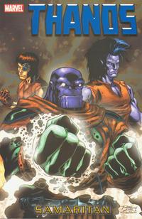 Cover Thumbnail for Thanos (Marvel, 2003 series) #5 - Samaritan