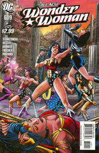 Cover Thumbnail for Wonder Woman (DC, 2006 series) #609