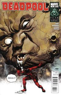 Cover Thumbnail for Deadpool (Marvel, 2008 series) #34