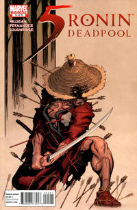 Cover Thumbnail for 5 Ronin (Marvel, 2011 series) #5