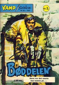 Cover Thumbnail for Kamp-serien (Serieforlaget / Se-Bladene / Stabenfeldt, 1964 series) #53/1972
