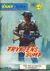 Cover Thumbnail for Kamp-serien (Serieforlaget / Se-Bladene / Stabenfeldt, 1964 series) #51/1972