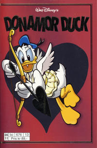 Cover Thumbnail for Donald Duck Tema pocket; Walt Disney's Tema pocket (Hjemmet / Egmont, 1997 series) #Donamor Duck