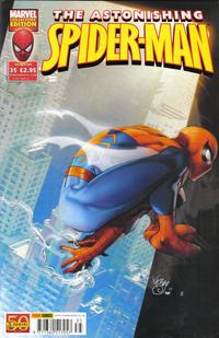 Cover Thumbnail for Astonishing Spider-Man (Panini UK, 2009 series) #35