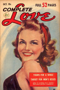 Cover Thumbnail for Complete Love Magazine (Ace Magazines, 1951 series) #v26#4 [160]