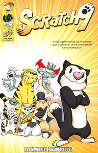 Cover Thumbnail for Scratch9 (Ape Entertainment, 2010 series) #4