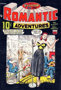 Cover Thumbnail for Romantic Adventures (American Comics Group, 1949 series) #48