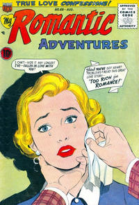 Cover Thumbnail for My Romantic Adventures (American Comics Group, 1956 series) #68