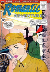Cover Thumbnail for My Romantic Adventures (American Comics Group, 1956 series) #77