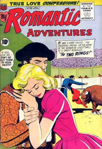 Cover Thumbnail for My Romantic Adventures (American Comics Group, 1956 series) #88