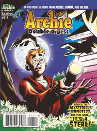 Cover Thumbnail for Archie (Jumbo Comics) Double Digest (Archie, 2011 series) #217