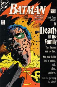 Cover Thumbnail for Batman (DC, 1940 series) #428 [Direct Sales]