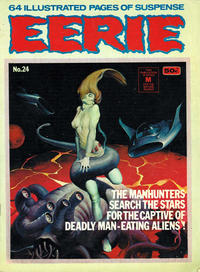 Cover Thumbnail for Eerie (K. G. Murray, 1974 series) #24