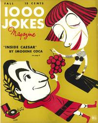 Cover Thumbnail for 1000 Jokes (Dell, 1939 series) #64