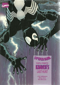 Cover Thumbnail for Spider-Man Fearful Symmetry: Kraven's Last Hunt (Marvel, 1989 series)