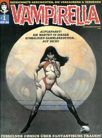 Cover Thumbnail for Vampirella Faksimile Edition (mg publishing, 2002 series) #1