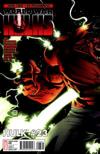 Cover Thumbnail for Hulk (Marvel, 2008 series) #23 [Variant Edition]
