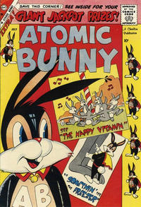Cover Thumbnail for Atomic Bunny (Charlton, 1958 series) #17
