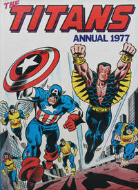 Cover Thumbnail for The Titans Annual (World Distributors, 1976 series) #1977