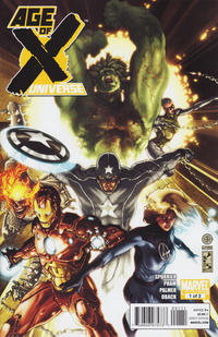 Cover Thumbnail for Age of X: Universe (Marvel, 2011 series) #1