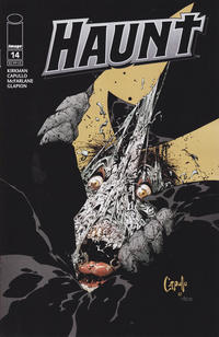 Cover Thumbnail for Haunt (Image, 2009 series) #14