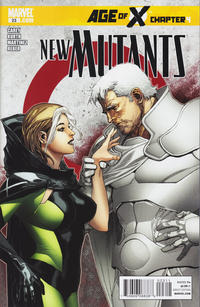 Cover Thumbnail for New Mutants (Marvel, 2009 series) #23