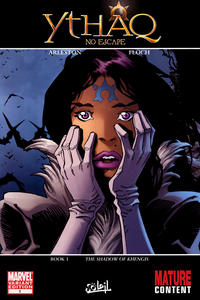 Cover for Ythaq: No Escape (Marvel, 2009 series) #1