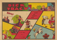 Cover Thumbnail for Dick Tracy Dailies and Sundays from 3/12/1940-7/13/1940 (Pacific Comics Club, 1983 series)