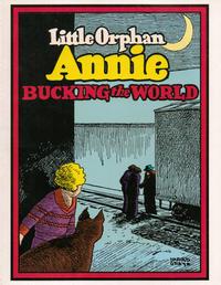 "Cover Thumbnail for Little Orphan Annie ""Bucking the World"" (Pacific Comics Club, 2001 series)"
