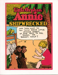 "Cover Thumbnail for Little Orphan Annie ""Shipwrecked"" (Pacific Comics Club, 2001 series)"
