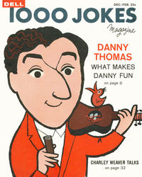 Cover Thumbnail for 1000 Jokes (Dell, 1939 series) #96
