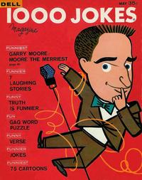 Cover Thumbnail for 1000 Jokes (Dell, 1939 series) #101
