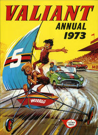 Cover Thumbnail for Valiant Annual (IPC, 1963 series) #1973
