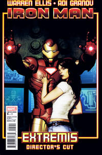 Cover Thumbnail for Iron Man: Extremis Director's Cut (Marvel, 2010 series) #5