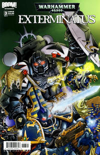 Cover Thumbnail for Warhammer 40,000: Exterminatus (Boom! Studios, 2008 series) #3 [Cover B]