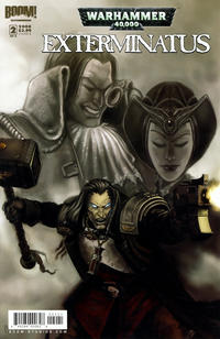 Cover Thumbnail for Warhammer 40,000: Exterminatus (Boom! Studios, 2008 series) #2 [Cover B]