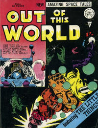Cover Thumbnail for Out of This World (Alan Class, 1963 series) #4