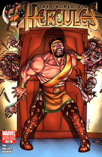 Cover Thumbnail for Incredible Hercules (Marvel, 2008 series) #136 [Zombie Variant Edition]