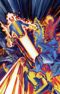 Cover Thumbnail for New Mutants (Marvel, 2009 series) #1 [Cover F - Dynamic Forces Variant]