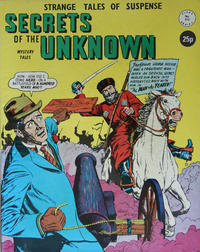 Cover Thumbnail for Secrets of the Unknown (Alan Class, 1962 series) #213