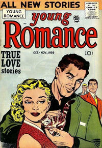 Cover Thumbnail for Young Romance (Prize, 1947 series) #v12#6 [102]