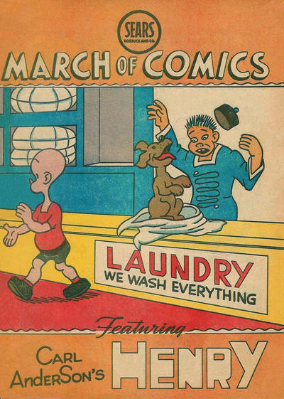 Cover for Boys' and Girls' March of Comics (Western, 1946 series) #43