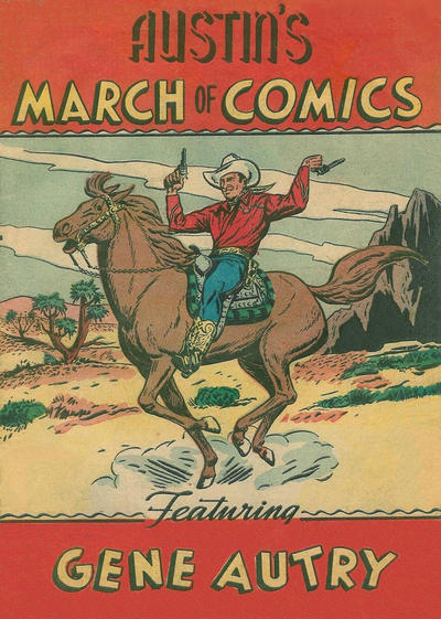 Cover for Boys' and Girls' March of Comics (Western, 1946 series) #25