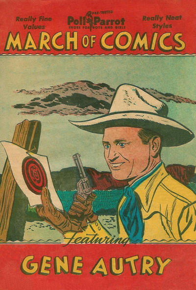 Cover for Boys' and Girls' March of Comics (Western, 1946 series) #78