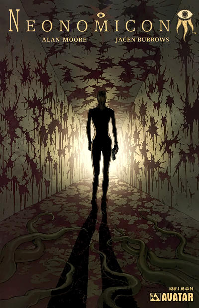 Cover for Alan Moore's Neonomicon (Avatar Press, 2010 series) #4