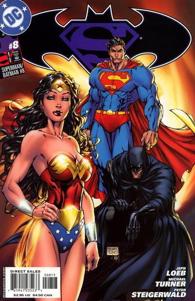 Cover for Superman / Batman (DC, 2003 series) #8