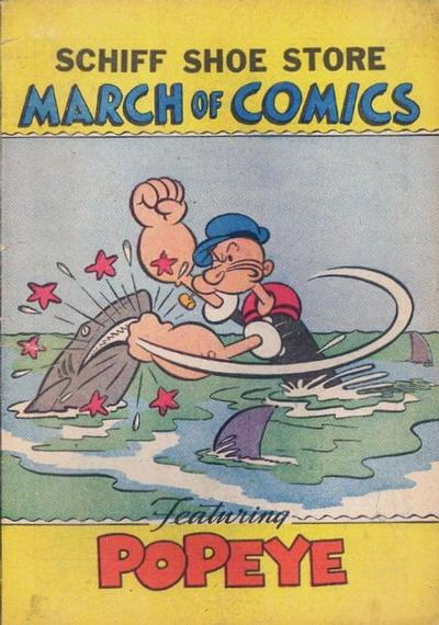 Cover for Boys' and Girls' March of Comics (Western, 1946 series) #52