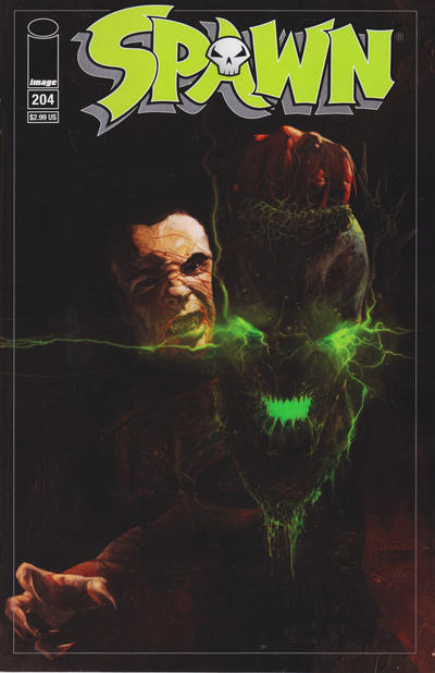 Cover for Spawn (Image, 1992 series) #204